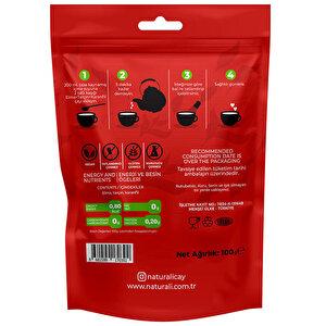 Naturali Elma Tarçın Karanfil Dökme Bitki Çayı 100 gr buyuk 2