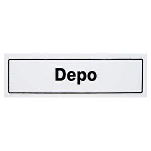 Depo PVC Dekota Uyarı Levhası P2B-02219 buyuk 1
