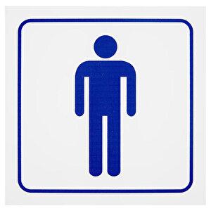 Bay WC PVC Dekota Uyarı Levhası P2A-02128 buyuk 1