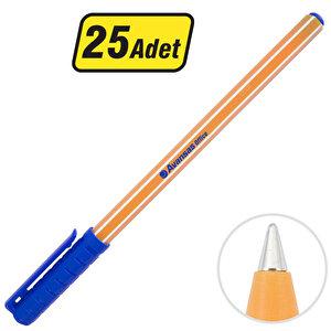 Avansas Office Tükenmez Kalem 1 mm Uçlu Mavi 25'li Paket buyuk 1