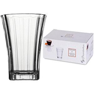 Paşabahçe 52400 Diamond Kahve Yanı Su Bardağı 6'lı Paket buyuk 1