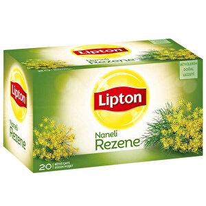 Lipton Rezene Bardak Poşet Çay 20'li buyuk 1