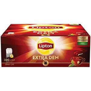 Lipton Extra Dem Bardak Poşet Çay 100'lü buyuk 1