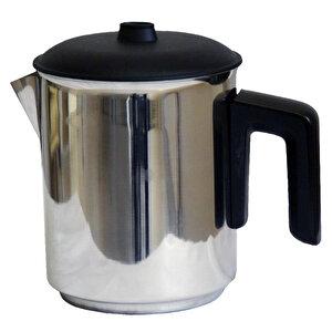 Remta Çay Kazanı Tipi Çelik Demlik 1,4 lt buyuk 1