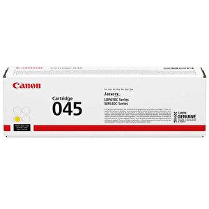 Canon CRG-045 Sarı Toner buyuk 1