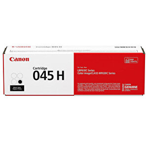 Canon CRG-045 H BK Siyah Toner buyuk 1