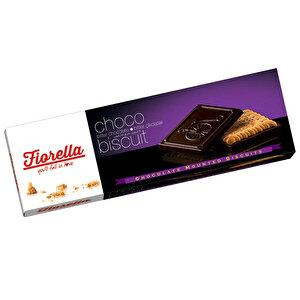 Fiorella Bitter Çikolatalı Bisküvi 102 gr buyuk 1