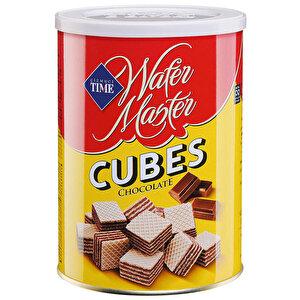 Çizmeci Time Wafer Master Cubes Çikolatalı Gofret 220 gr buyuk 1
