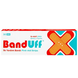 Banduff Yara Bandı 10'lu Kutu buyuk 1