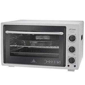 Arzum AR253 Cookart Midi Fırın Beyaz