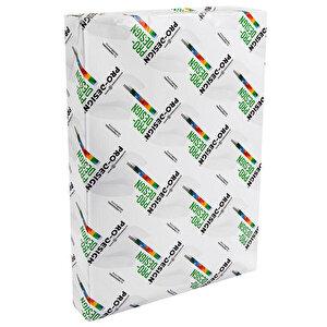 IP Pro Design A3 Beyaz Fotokopi Kağıdı 250 gr 1 Paket (125 sayfa) buyuk 1