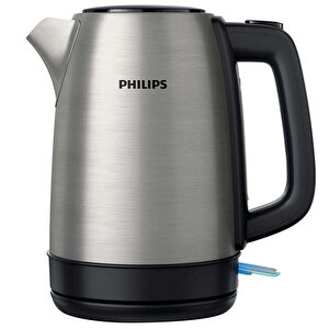 Philips HD9350/90 Daily Collection Inox Kablosuz Su Isıtıcı Kettle 1,7 lt buyuk 1