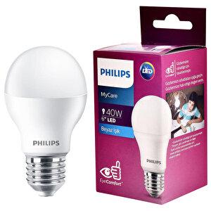 Philips LEDBulb 9-40 W 6500K Beyaz Işık LED Ampul buyuk 1