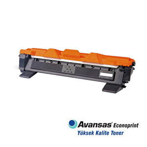 Avansas Econoprint Brother TN-1040 Siyah Muadil Toner