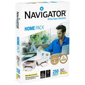 Navigator Homepack A4 Fotokopi Kağıdı 80 gr 1 Paket (250 sayfa)