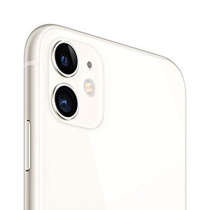 Apple iPhone 11 64 GB Cep Telefonu White (Beyaz)