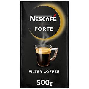 Nescafe Forte Filtre Kahve 500 gr
