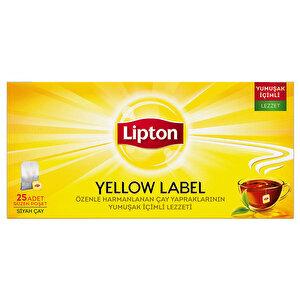 Lipton Yellow Label Bardak Poşet Çay 25'li buyuk 1