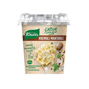 Knorr Kremalı Mantarlı Çabuk Makarna 67 gr buyuk 1