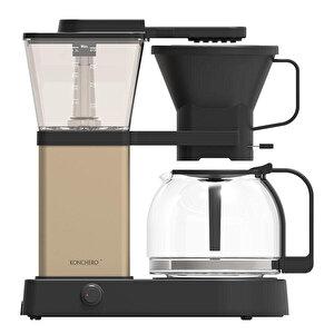 Konchero Preciso Alüminyum Filtre Kahve Makinesi buyuk 1
