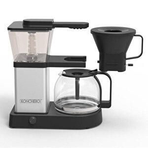 Konchero Preciso Alüminyum Filtre Kahve Makinesi buyuk 2