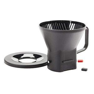 Konchero Preciso Alüminyum Filtre Kahve Makinesi buyuk 5