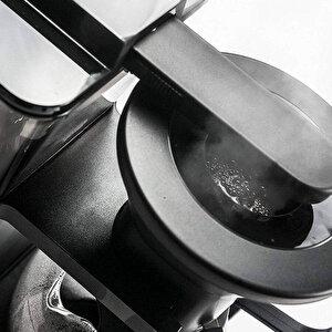 Konchero Preciso Alüminyum Filtre Kahve Makinesi buyuk 6