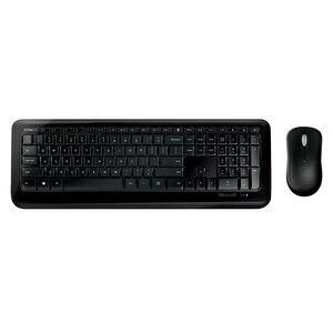 Microsoft PY9-00011 Wireless Desktop 850 Q Klavye Mouse Kablosuz Set buyuk 1