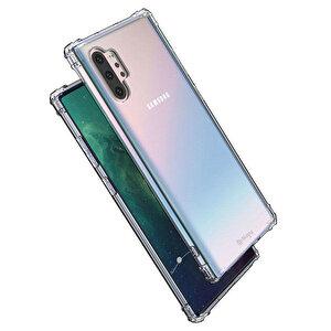 Buff Blogy Samsung Note 10 Plus Crystal Fit Kılıf Şeffaf buyuk 3