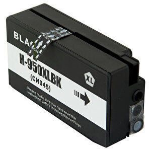 Printpen HP 950XL Siyah (Black) Muadil Kartuş CN045AE