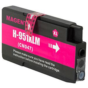Printpen HP 951XL Kırmızı (Magenta) Muadil Kartuş CN047AE