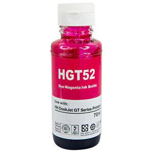 Printpen HP GT52XL Kırmızı (Magenta) Muadil Kartuş M0H55AE buyuk 1