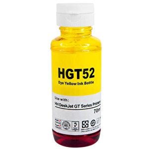 Printpen HP GT52XL Sarı (Yellow) Muadil Kartuş M0H56AE