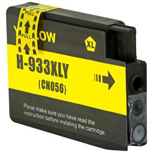 Printpen HP 933XL Sarı (Yellow) Muadil Kartuş CN056AN buyuk 2