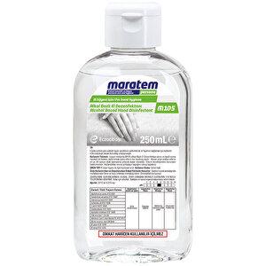 Maratem M105 Alkol Bazlı El Dezenfektanı 250 ml buyuk 1