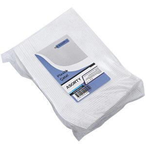 Asorty Eko Çatal Beyaz 100'lü Paket buyuk 1