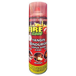 Firegone FA9-075 Yangın Söndürücü Köpük Sprey 350 ml