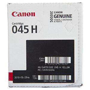 Canon CRG-045 H Sarı Toner buyuk 2