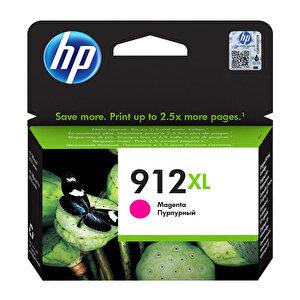 HP 912 XL Kırmızı (Magenta) Kartuş 3YL82AE buyuk 1
