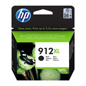 HP 912 XL Siyah (Black) Kartuş 3YL84AE buyuk 1