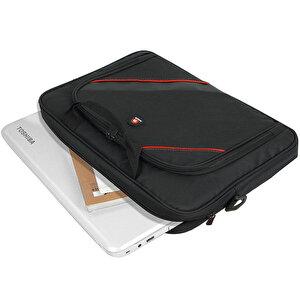 """Mack MCC-001 15.6"""" Procity Notebook Çantası Siyah buyuk 3"""