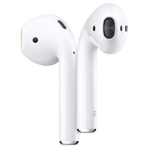 Apple AirPods 2. Nesil Bluetooth Kulaklık MV7N2TU/A buyuk 1