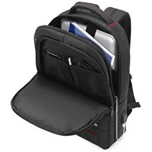 """Mack MCC-006 15.6"""" Office Notebook Sırt Çantası Siyah buyuk 5"""