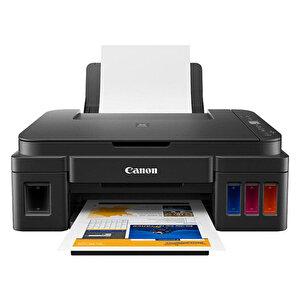Canon Pixma G2411 Çok Fonksiyonlu Mürekkep Tanklı Renkli Yazıcı buyuk 1