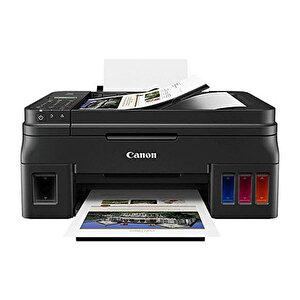 Canon Pixma G4411 Çok Fonksiyonlu Mürekkep Tanklı Renkli Yazıcı buyuk 1