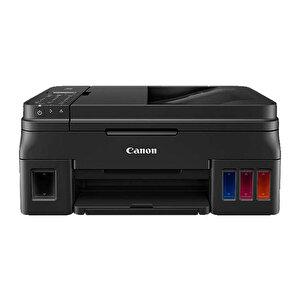 Canon Pixma G4411 Çok Fonksiyonlu Mürekkep Tanklı Renkli Yazıcı buyuk 2