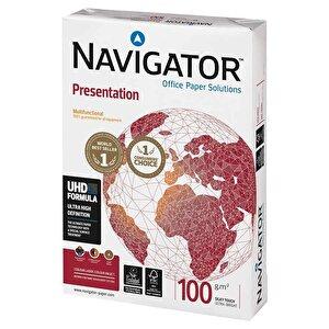 Navigator A3 Beyaz Fotokopi Kağıdı 100 gr 1 Paket (500 sayfa) buyuk 1