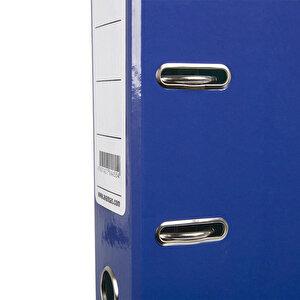 Avansas Colours Plastik Klasör Geniş A4 Saks Mavi Turkuaz buyuk 4