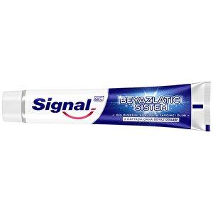 Signal Beyazlatıcı Sistem Diş Macunu 50 ml buyuk 1