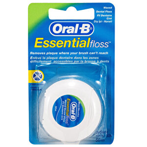 Oral-B Essential Floss Diş İpi 50 m buyuk 1